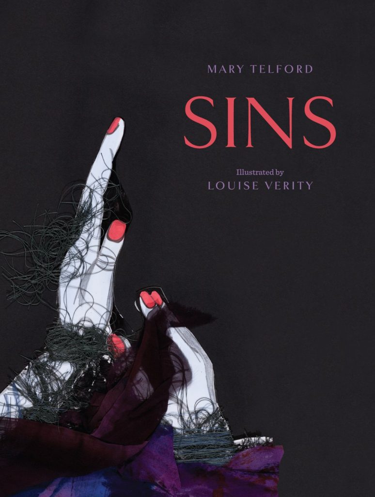 Sins by mary telford illustrated by louise verity